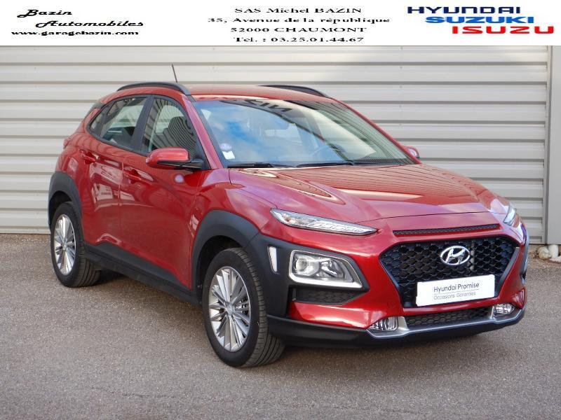 Hyundai Kona 1.0 T-GDi 120ch FAP Intuitive Essence pulse red Occasion à vendre