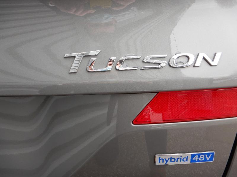 Photo 4 de l'offre de HYUNDAI Tucson 1.6 CRDI 136ch hybrid 48V Executive DCT-7 Euro6d-Evap à 30990€ chez Garage Bazin
