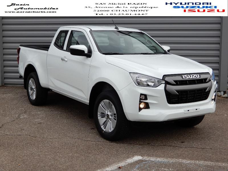 Isuzu D-Max 1.9 Ddi 164ch BB Space Diesel SPLASH WHITE Occasion à vendre