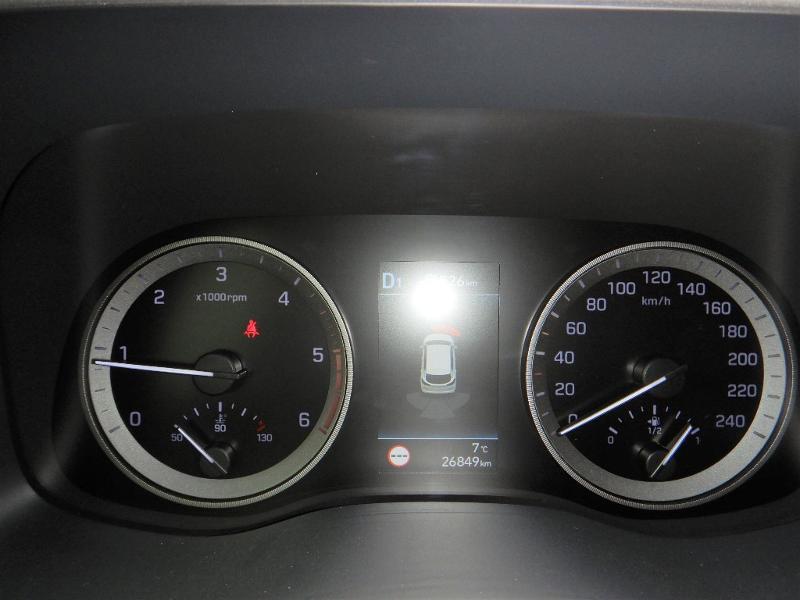 Photo 29 de l'offre de HYUNDAI Tucson 1.6 CRDI 136ch hybrid 48V Executive DCT-7 Euro6d-Evap à 30990€ chez Garage Bazin