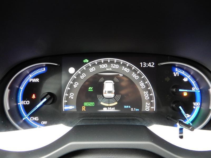 Photo 30 de l'offre de SUZUKI Across 2.5 Hybride Rechargeable à 44800€ chez Garage Bazin