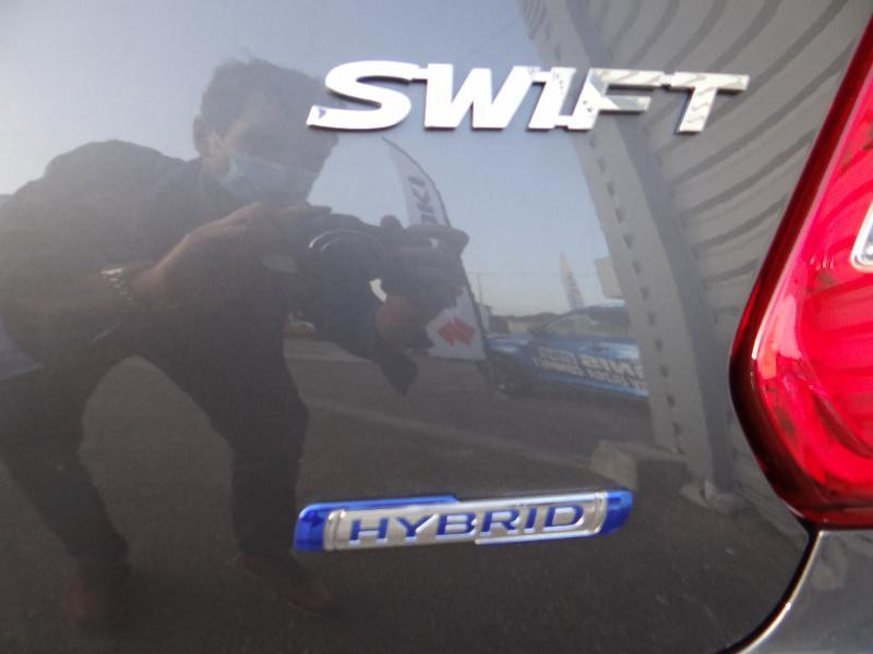 Photo 4 de l'offre de SUZUKI Swift 1.2 Dualjet Hybrid 83ch Pack à 15580€ chez Garage Bazin