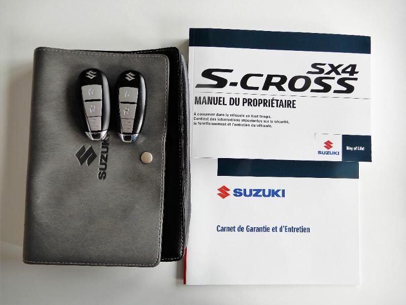 Photo 25 de l'offre de SUZUKI SX4 S-Cross 1.4 Boosterjet Hybrid 129ch Style Euro6d-T à 18990€ chez Garage Bazin