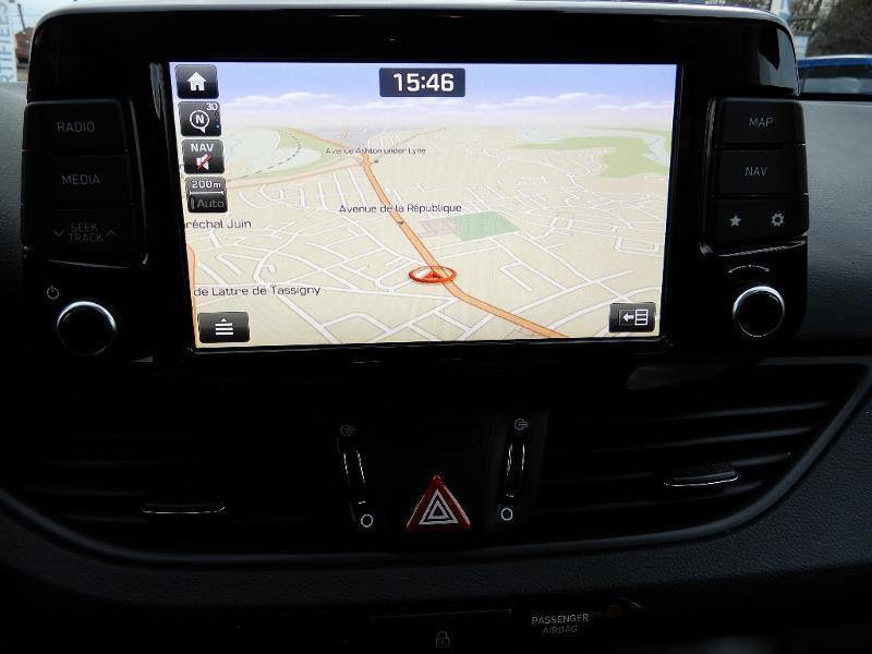 Photo 10 de l'offre de HYUNDAI i30 1.0 T-GDi 120ch Edition Mondial à 12990€ chez Garage Bazin