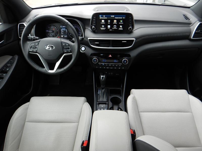 Photo 6 de l'offre de HYUNDAI Tucson 1.6 CRDI 136ch hybrid 48V Executive DCT-7 Euro6d-Evap à 30990€ chez Garage Bazin