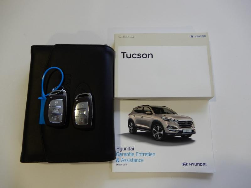 Photo 25 de l'offre de HYUNDAI Tucson 1.6 CRDI 136ch hybrid 48V Creative DCT-7 Euro6d-Evap à 25990€ chez Garage Bazin