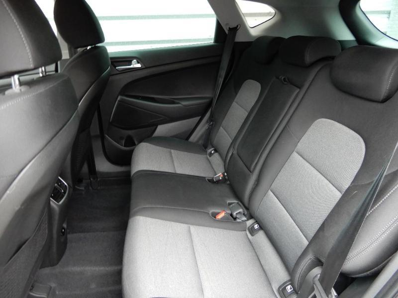 Photo 21 de l'offre de HYUNDAI Tucson 1.6 CRDI 136ch hybrid 48V Creative DCT-7 Euro6d-Evap à 25990€ chez Garage Bazin