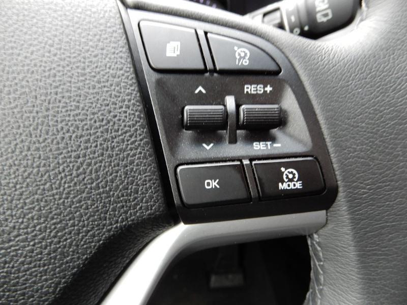 Photo 10 de l'offre de HYUNDAI Tucson 1.6 CRDI 136ch hybrid 48V Creative DCT-7 Euro6d-Evap à 25990€ chez Garage Bazin