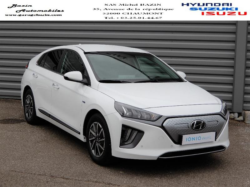 Hyundai Ioniq Electric 136ch Executive Electrique POLAR WHITE Occasion à vendre