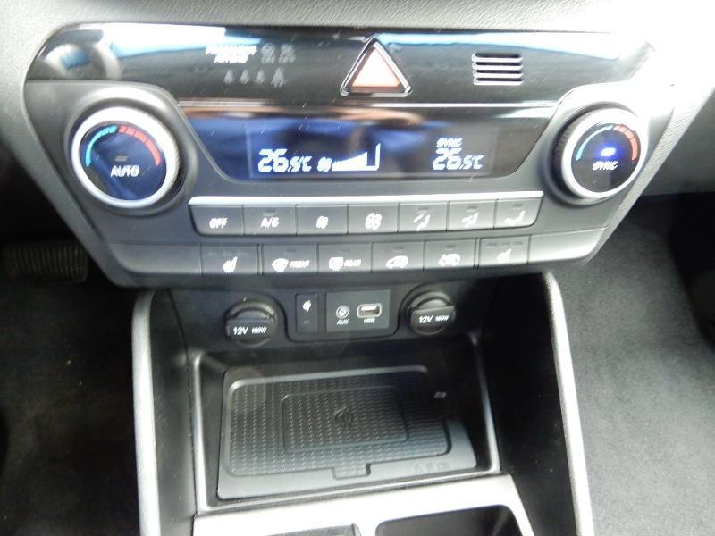 Photo 16 de l'offre de HYUNDAI Tucson 1.6 CRDI 136ch hybrid 48V Creative DCT-7 Euro6d-Evap à 25990€ chez Garage Bazin