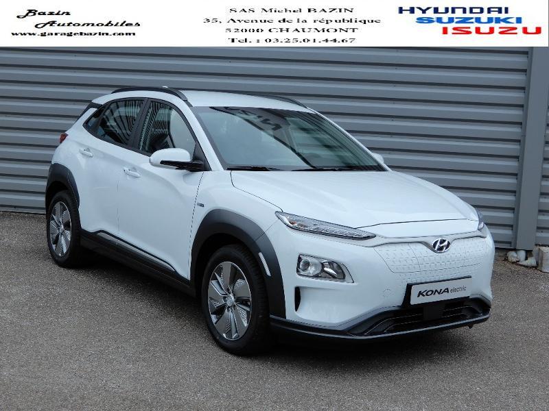 Hyundai Kona Electric 136ch Intuitive Euro6d-T EVAP 2cv Electrique chalk white Occasion à vendre