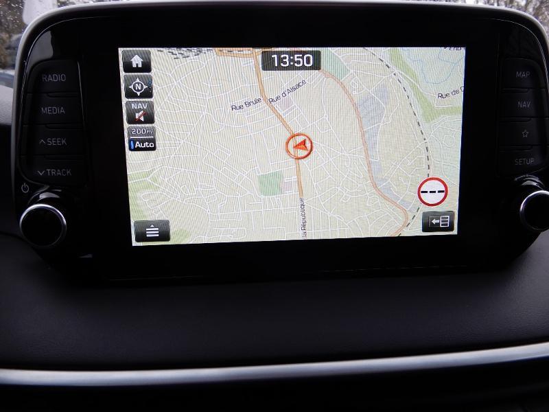 Photo 14 de l'offre de HYUNDAI Tucson 1.6 CRDI 136ch hybrid 48V Creative DCT-7 Euro6d-Evap à 25990€ chez Garage Bazin