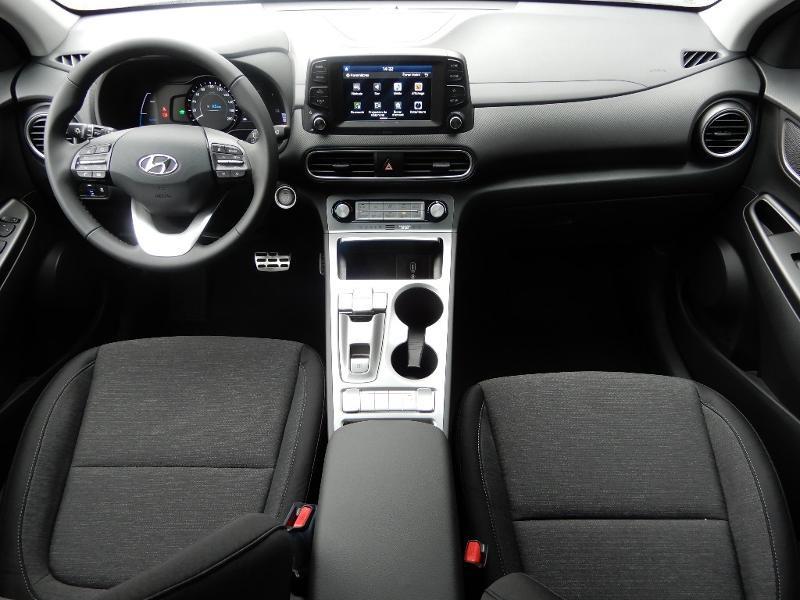 Photo 4 de l'offre de HYUNDAI Kona Electric 136ch Intuitive Euro6d-T EVAP 2cv à 21750€ chez Garage Bazin