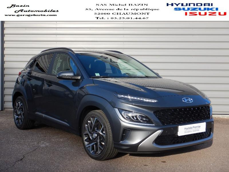 Hyundai Kona 1.6 GDi hybrid 141ch Executive DCT-6 Hybride DARK NIGHT Occasion à vendre