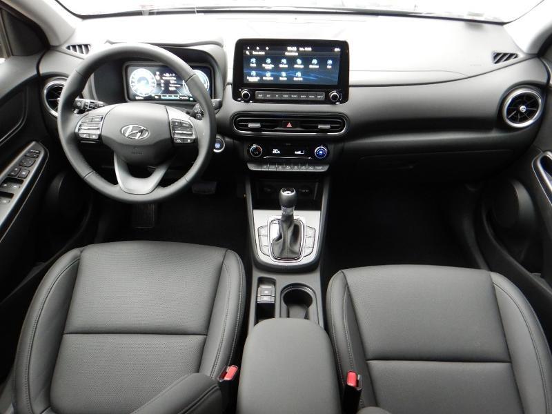 Photo 5 de l'offre de HYUNDAI Kona 1.6 GDi hybrid 141ch Executive DCT-6 à 28990€ chez Garage Bazin