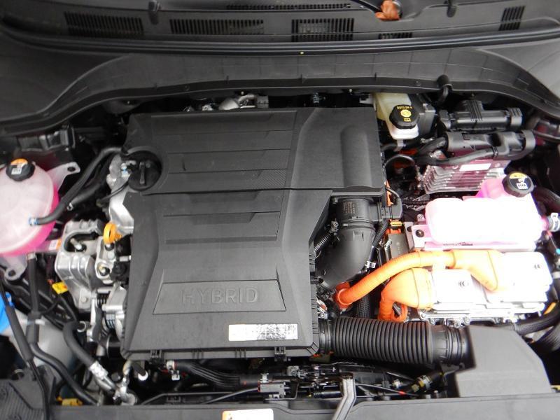 Photo 28 de l'offre de HYUNDAI Kona 1.6 GDi hybrid 141ch Executive DCT-6 à 28990€ chez Garage Bazin