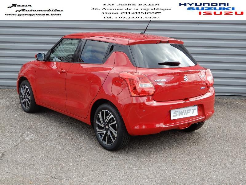 Photo 3 de l'offre de SUZUKI Swift 1.2 Dualjet Hybrid 83ch Pack à 14850€ chez Garage Bazin