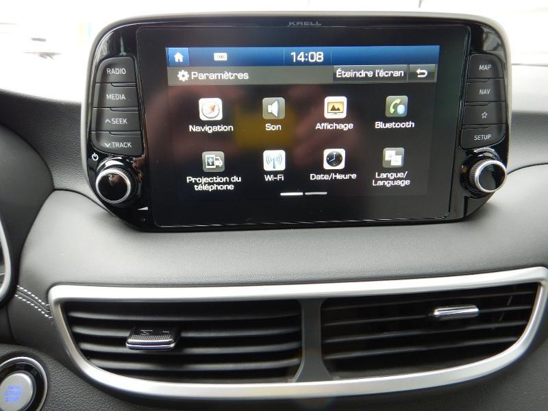 Photo 14 de l'offre de HYUNDAI Tucson 1.6 CRDI 136ch hybrid 48V Executive DCT-7 Euro6d-Evap à 30990€ chez Garage Bazin