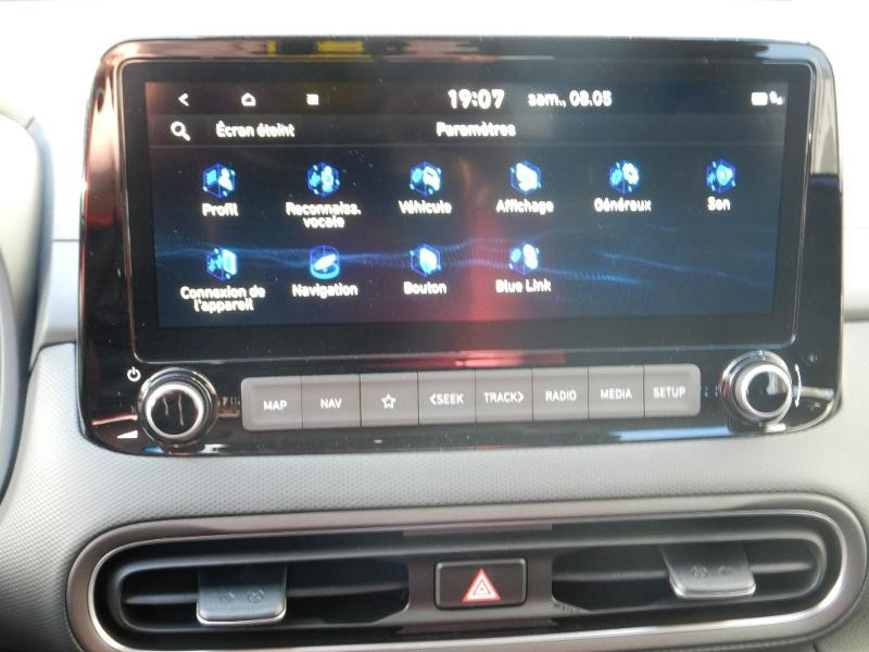 Photo 14 de l'offre de HYUNDAI Kona 1.6 GDi hybrid 141ch Executive DCT-6 à 28990€ chez Garage Bazin