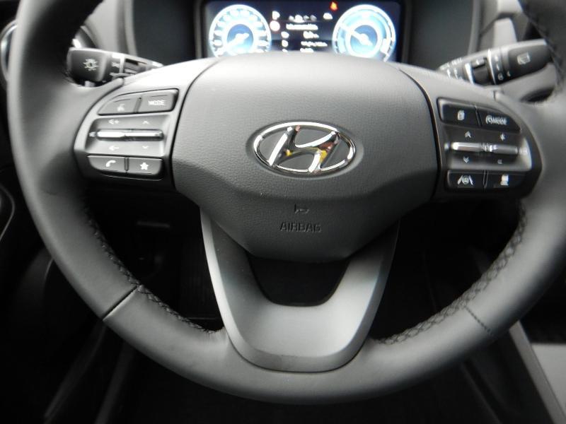 Photo 9 de l'offre de HYUNDAI Kona 1.6 GDi hybrid 141ch Executive DCT-6 à 28990€ chez Garage Bazin