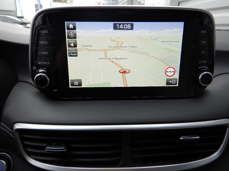 Photo 15 de l'offre de HYUNDAI Tucson 1.6 CRDI 136ch hybrid 48V Executive DCT-7 Euro6d-Evap à 30990€ chez Garage Bazin