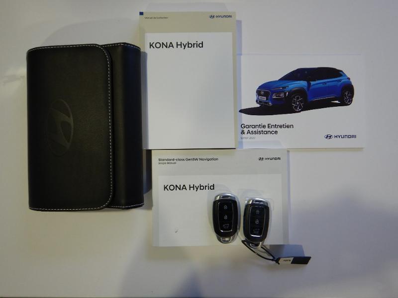 Photo 29 de l'offre de HYUNDAI Kona 1.6 GDi hybrid 141ch Executive DCT-6 à 28990€ chez Garage Bazin
