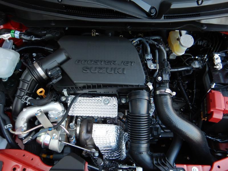 Photo 30 de l'offre de SUZUKI Swift 1.4 Boosterjet Hybrid 129ch Spt Euro6d-T à 19620€ chez Garage Bazin