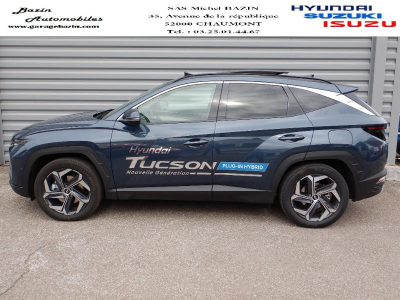 Photo 2 de l'offre de HYUNDAI Tucson 1.6 T-GDi 265ch PHEV HTRAC Executive BVA6 à 42990€ chez Garage Bazin