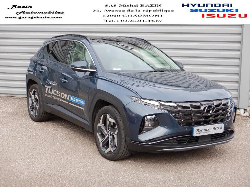 Hyundai Tucson 1.6 T-GDi 265ch PHEV HTRAC Executive BVA6 Hybride TEAL BLUE Occasion à vendre
