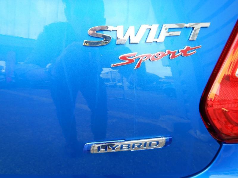 Photo 5 de l'offre de SUZUKI Swift 1.4 Boosterjet Hybrid 129ch Spt Euro6d-T à 19990€ chez Garage Bazin