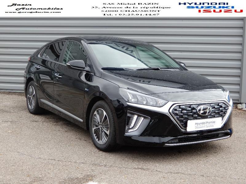 Hyundai Ioniq Plug-in 141ch Executive Hybride PHANTOM BLACK PAE Occasion à vendre
