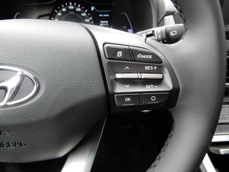 Photo 9 de l'offre de HYUNDAI Kona Electric 136ch Intuitive Euro6d-T EVAP 2cv à 21750€ chez Garage Bazin