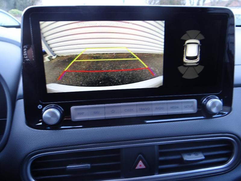 Photo 14 de l'offre de HYUNDAI Kona Electric 204ch Executive Style Euro6d-T EVAP 3cv à 31780€ chez Garage Bazin