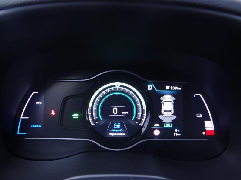 Photo 7 de l'offre de HYUNDAI Kona Electric 204ch Executive Style Euro6d-T EVAP 3cv à 31780€ chez Garage Bazin
