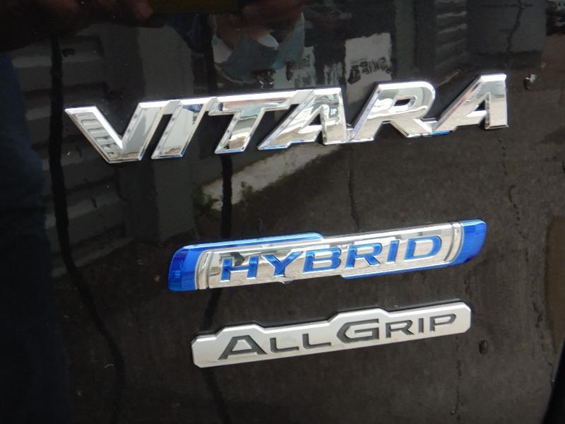 Photo 4 de l'offre de SUZUKI Vitara 1.4 Boosterjet Hybrid 129ch Style Allgrip à 21590€ chez Garage Bazin