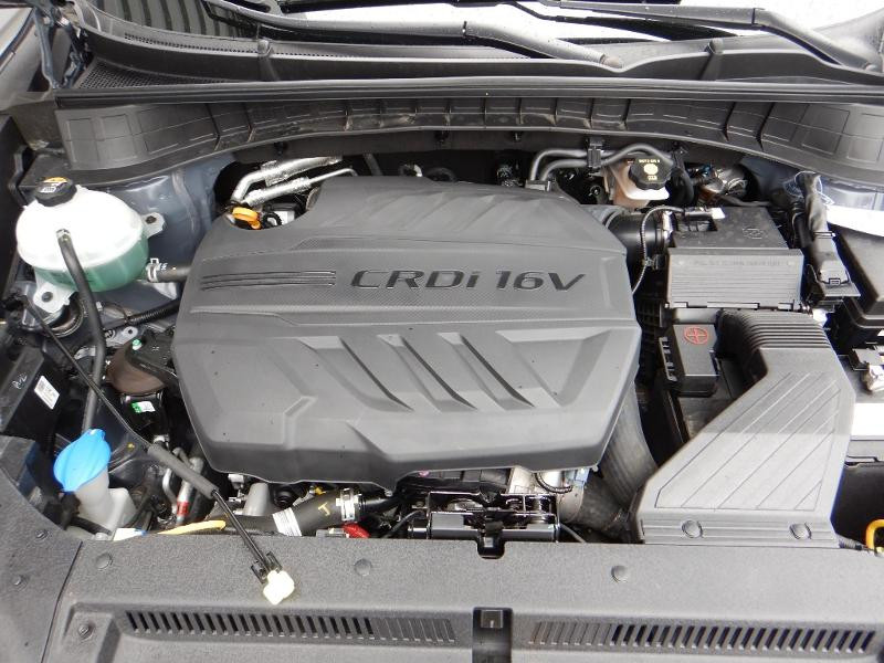 Photo 28 de l'offre de HYUNDAI Tucson 2.0 CRDI 185ch hybrid 48V Executive HTRAC BVA8 Euro6d-Evap à 30490€ chez Garage Bazin