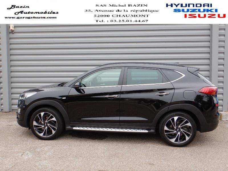 Photo 2 de l'offre de HYUNDAI Tucson 2.0 CRDI 185ch hybrid 48V Executive HTRAC BVA8 Euro6d-Evap à 30490€ chez Garage Bazin