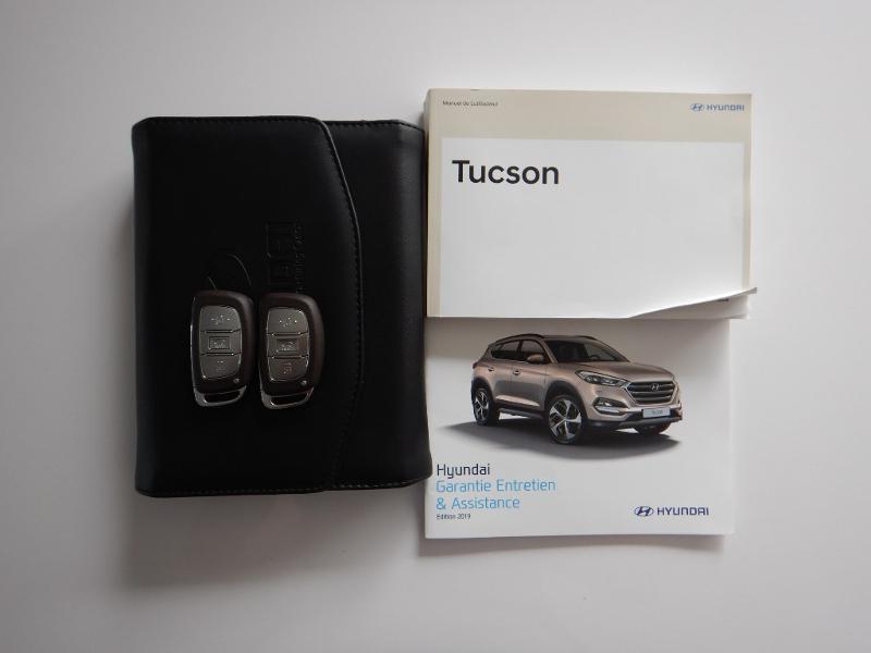 Photo 30 de l'offre de HYUNDAI Tucson 2.0 CRDI 185ch hybrid 48V Executive HTRAC BVA8 Euro6d-Evap à 30490€ chez Garage Bazin