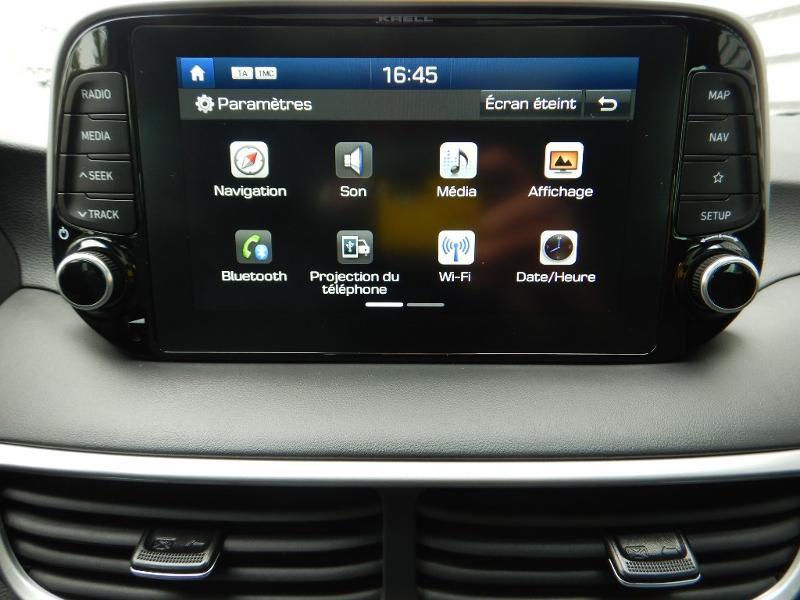Photo 14 de l'offre de HYUNDAI Tucson 2.0 CRDI 185ch hybrid 48V Executive HTRAC BVA8 Euro6d-Evap à 30490€ chez Garage Bazin