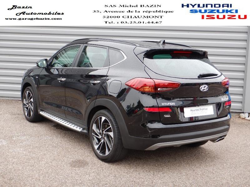 Photo 3 de l'offre de HYUNDAI Tucson 2.0 CRDI 185ch hybrid 48V Executive HTRAC BVA8 Euro6d-Evap à 30490€ chez Garage Bazin