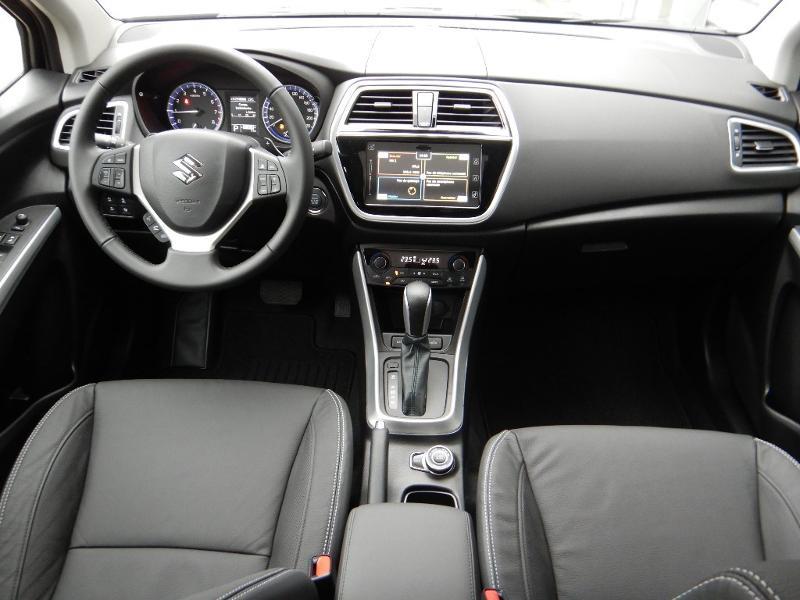 Photo 6 de l'offre de SUZUKI SX4 S-Cross 1.4 Boosterjet Hybrid 129ch Style Allgrip Auto Euro6d-T à 26990€ chez Garage Bazin