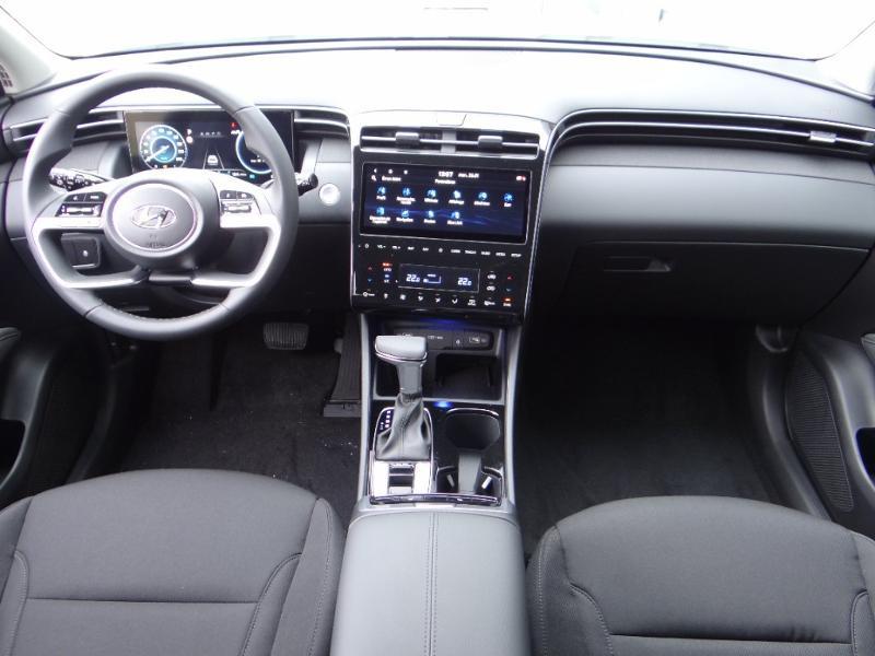 Photo 7 de l'offre de HYUNDAI Tucson 1.6 CRDI 136ch Hybrid 48v Creative DCT7 à 33990€ chez Garage Bazin
