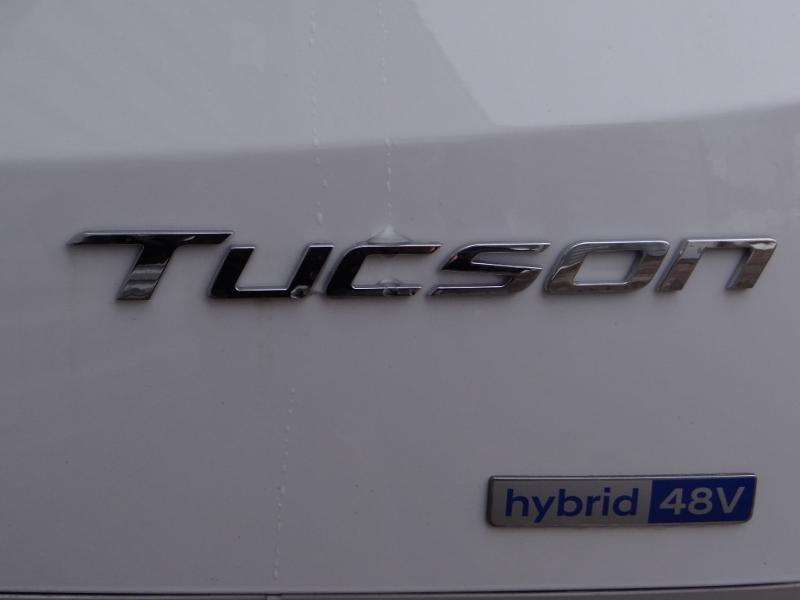 Photo 3 de l'offre de HYUNDAI Tucson 1.6 CRDI 136ch Hybrid 48v Creative DCT7 à 33990€ chez Garage Bazin