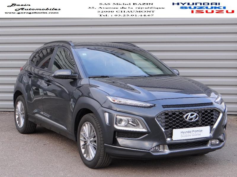 Hyundai Kona 1.6 CRDi 136ch Creative DCT-7 Euro6d-T EVAP Diesel DARK NIGHT Occasion à vendre