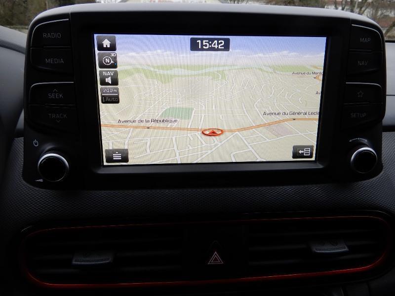 Photo 11 de l'offre de HYUNDAI Kona 1.6 CRDi 136ch Creative DCT-7 Euro6d-T EVAP à 18490€ chez Garage Bazin