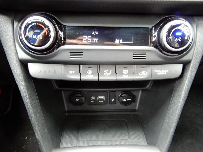 Photo 13 de l'offre de HYUNDAI Kona 1.6 CRDi 136ch Creative DCT-7 Euro6d-T EVAP à 18490€ chez Garage Bazin