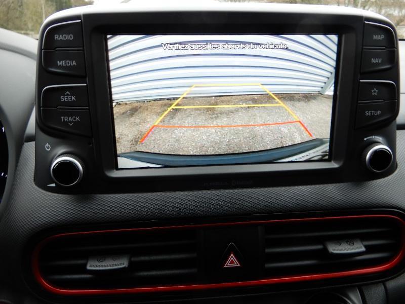 Photo 12 de l'offre de HYUNDAI Kona 1.6 CRDi 136ch Creative DCT-7 Euro6d-T EVAP à 18490€ chez Garage Bazin