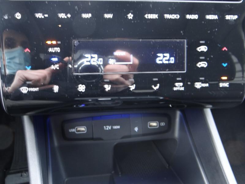 Photo 18 de l'offre de HYUNDAI Tucson 1.6 CRDI 136ch Hybrid 48v Creative DCT7 à 33990€ chez Garage Bazin