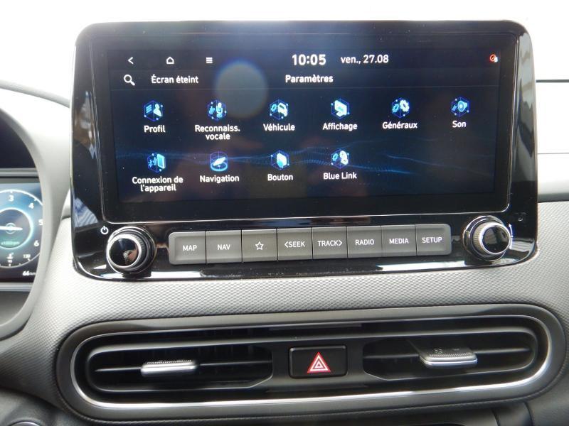 Photo 14 de l'offre de HYUNDAI Kona 1.6 CRDi Hybrid 48V 136ch Executive DCT-7 à 28850€ chez Garage Bazin