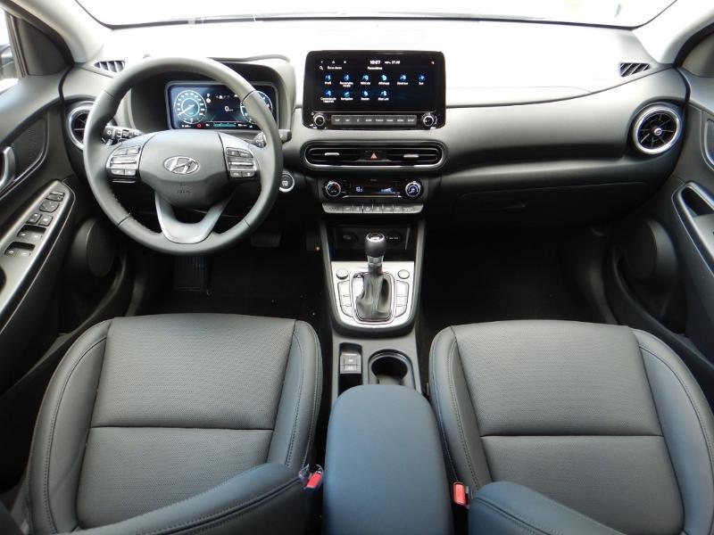 Photo 6 de l'offre de HYUNDAI Kona 1.6 CRDi Hybrid 48V 136ch Executive DCT-7 à 28850€ chez Garage Bazin